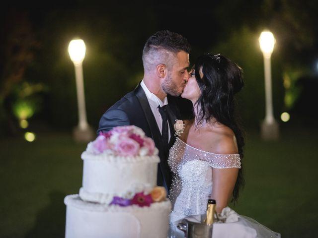 Il matrimonio di Giacomo e Camilla a Appignano, Macerata 143