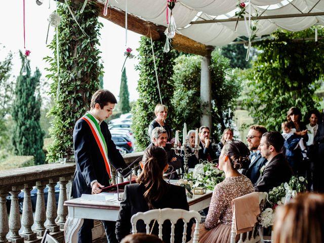 Il matrimonio di Alessandro e Martina a Torre de' Roveri, Bergamo 1