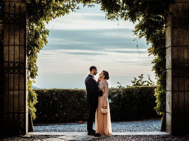 Il matrimonio di Alessandro e Martina a Torre de' Roveri, Bergamo 7