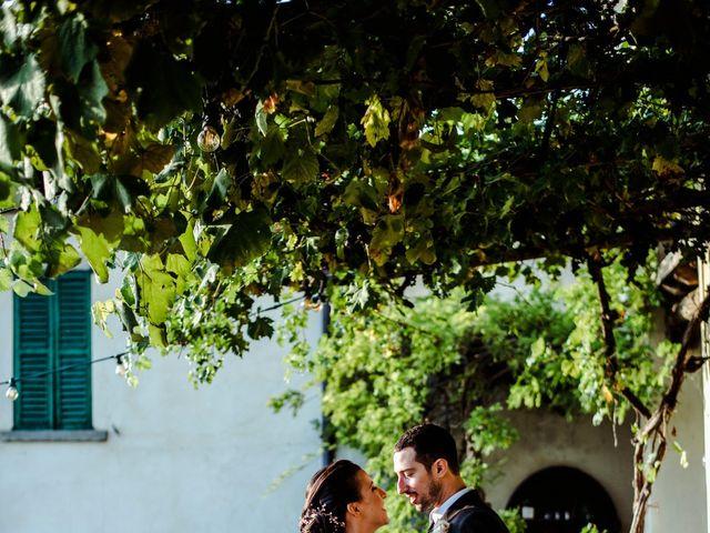 Il matrimonio di Alessandro e Martina a Torre de' Roveri, Bergamo 8