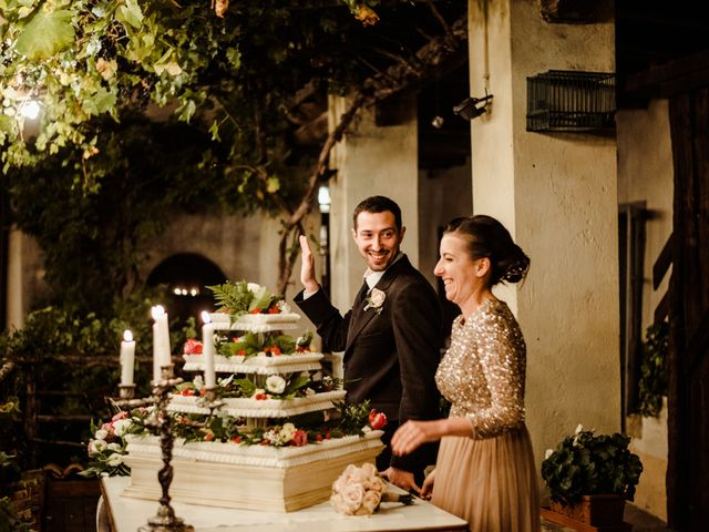 Il matrimonio di Alessandro e Martina a Torre de' Roveri, Bergamo 12
