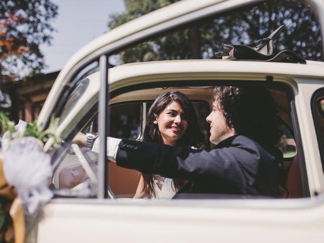Il matrimonio di Sergio e Sara a Milano, Milano 32
