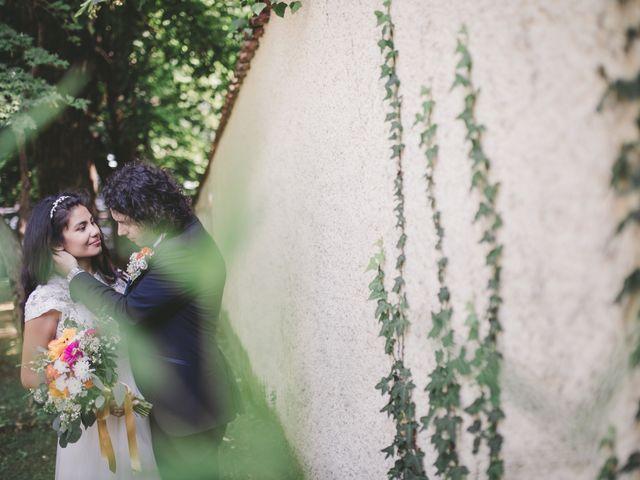 Il matrimonio di Sergio e Sara a Milano, Milano 54