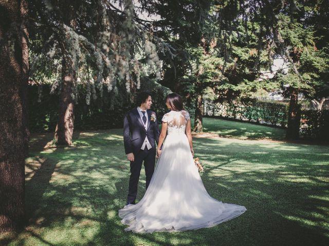 Il matrimonio di Sergio e Sara a Milano, Milano 58