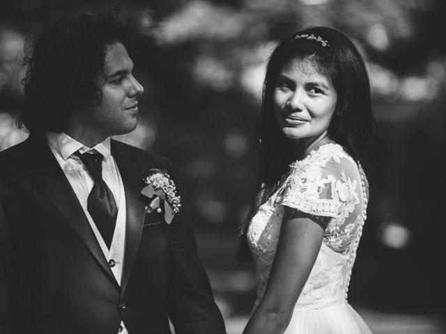 Il matrimonio di Sergio e Sara a Milano, Milano 61
