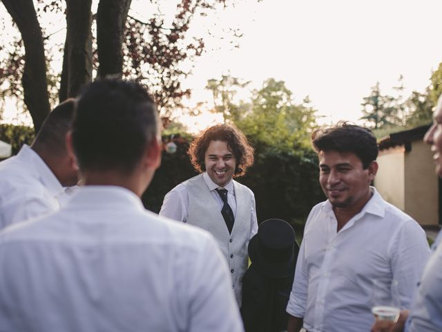 Il matrimonio di Sergio e Sara a Milano, Milano 75