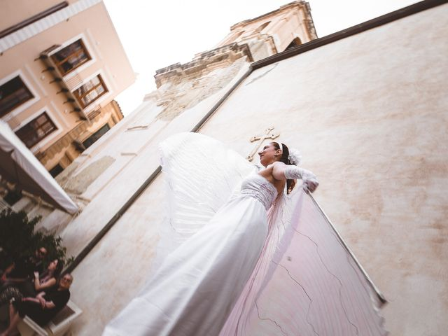Il matrimonio di Valeria e Nino a Licata, Agrigento 28