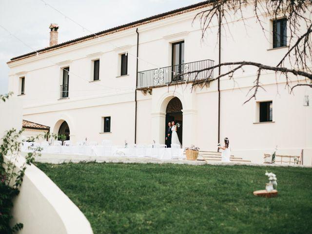 Il matrimonio di Antonella e Simone a Cirò, Crotone 43