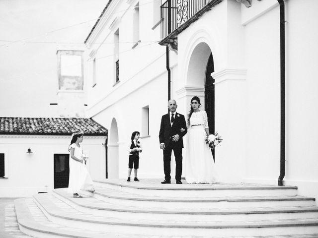 Il matrimonio di Antonella e Simone a Cirò, Crotone 44