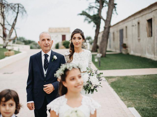 Il matrimonio di Antonella e Simone a Cirò, Crotone 47