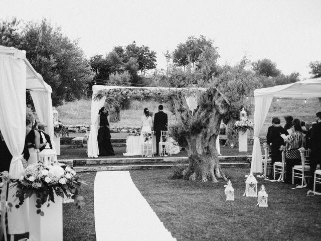 Il matrimonio di Antonella e Simone a Cirò, Crotone 54