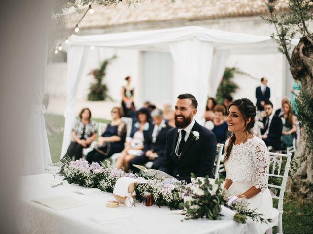 Il matrimonio di Antonella e Simone a Cirò, Crotone 58