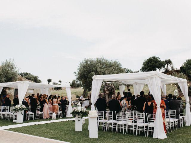 Il matrimonio di Antonella e Simone a Cirò, Crotone 59