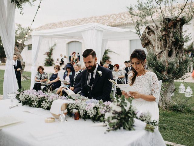 Il matrimonio di Antonella e Simone a Cirò, Crotone 61