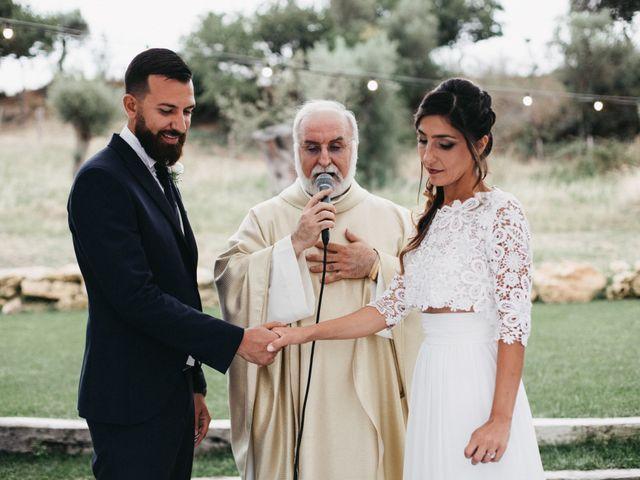 Il matrimonio di Antonella e Simone a Cirò, Crotone 63
