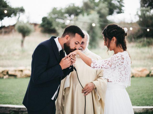 Il matrimonio di Antonella e Simone a Cirò, Crotone 67
