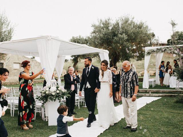 Il matrimonio di Antonella e Simone a Cirò, Crotone 74