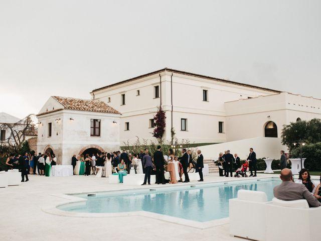 Il matrimonio di Antonella e Simone a Cirò, Crotone 89