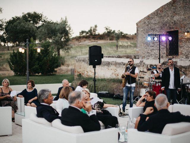 Il matrimonio di Antonella e Simone a Cirò, Crotone 92