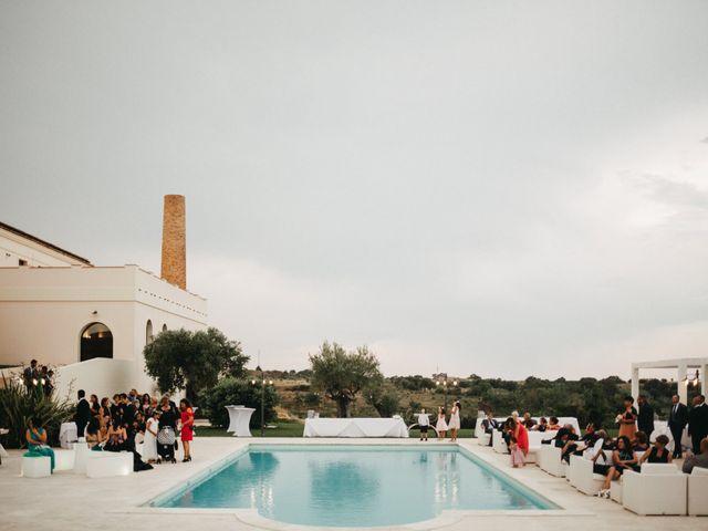 Il matrimonio di Antonella e Simone a Cirò, Crotone 97
