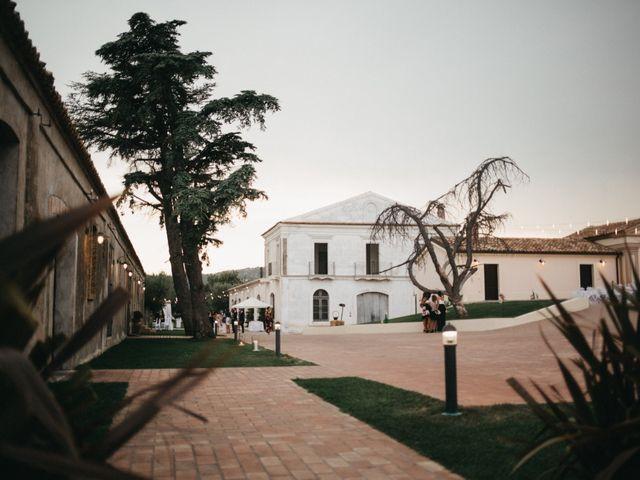 Il matrimonio di Antonella e Simone a Cirò, Crotone 98