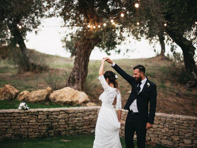 Il matrimonio di Antonella e Simone a Cirò, Crotone 100