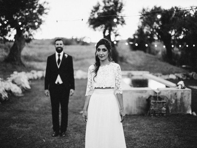 Il matrimonio di Antonella e Simone a Cirò, Crotone 104