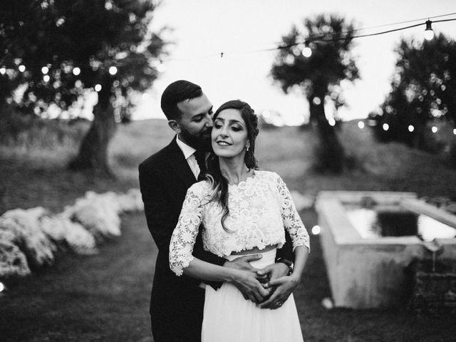 Il matrimonio di Antonella e Simone a Cirò, Crotone 105