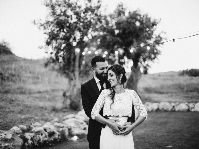 Il matrimonio di Antonella e Simone a Cirò, Crotone 107