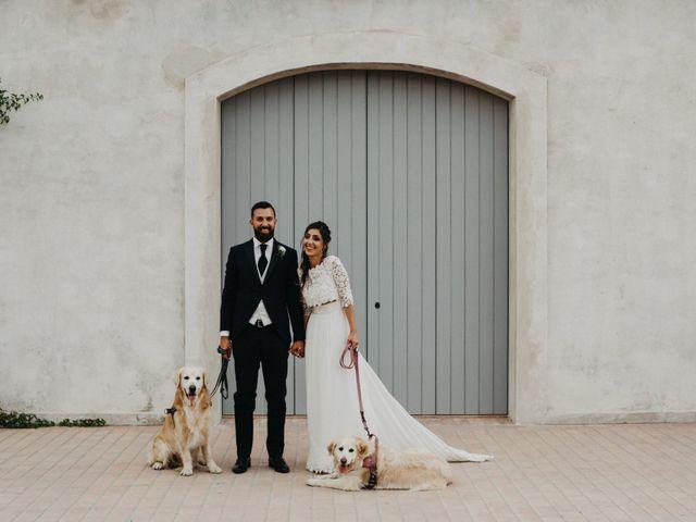 Il matrimonio di Antonella e Simone a Cirò, Crotone 108