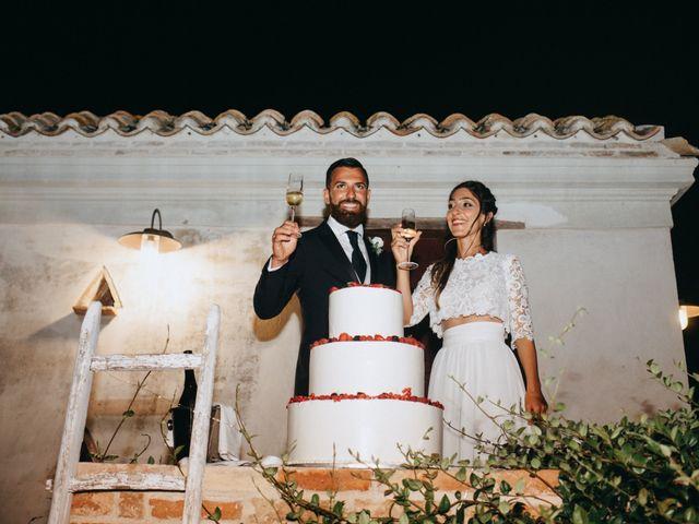 Il matrimonio di Antonella e Simone a Cirò, Crotone 114