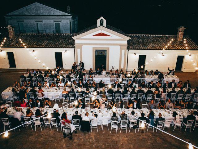 Il matrimonio di Antonella e Simone a Cirò, Crotone 119