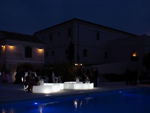 Il matrimonio di Antonella e Simone a Cirò, Crotone 120