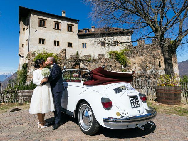 Il matrimonio di Nicola e Debora a Bolzano-Bozen, Bolzano 21