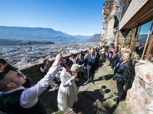 Il matrimonio di Nicola e Debora a Bolzano-Bozen, Bolzano 24