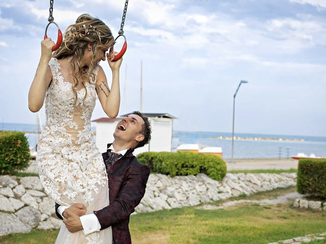 Le nozze di Simone e Ilaria