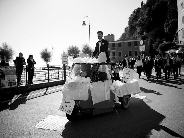 Il matrimonio di Manuel e Christine a Monterosso al Mare, La Spezia 20