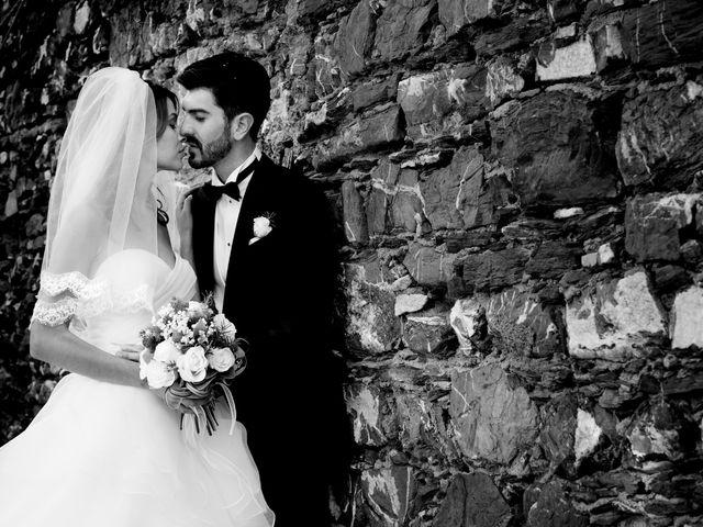 Il matrimonio di Manuel e Christine a Monterosso al Mare, La Spezia 36