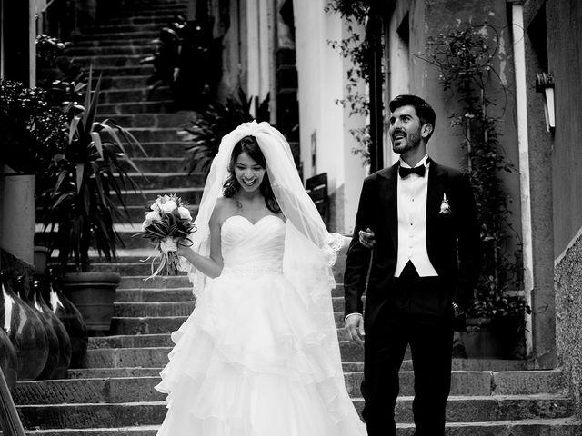 Il matrimonio di Manuel e Christine a Monterosso al Mare, La Spezia 38