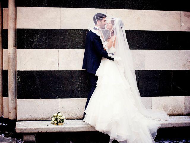 Il matrimonio di Manuel e Christine a Monterosso al Mare, La Spezia 39