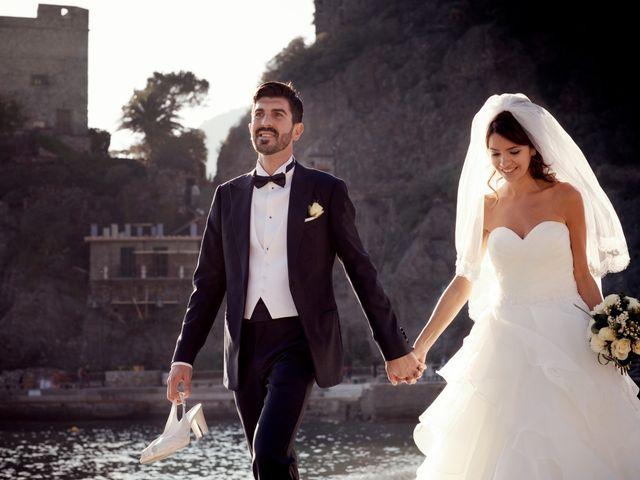 Il matrimonio di Manuel e Christine a Monterosso al Mare, La Spezia 40