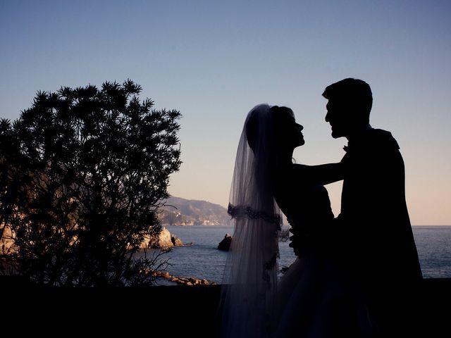 Il matrimonio di Manuel e Christine a Monterosso al Mare, La Spezia 43