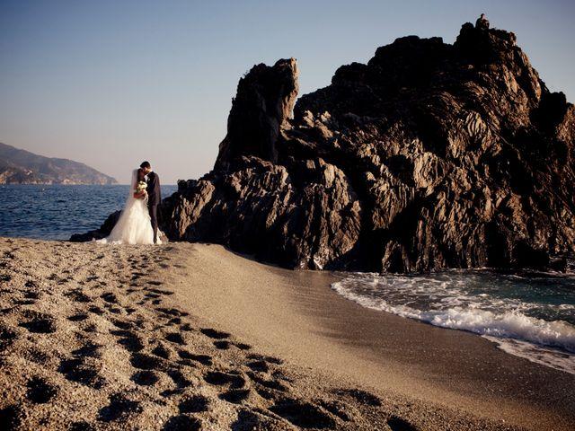 Il matrimonio di Manuel e Christine a Monterosso al Mare, La Spezia 44