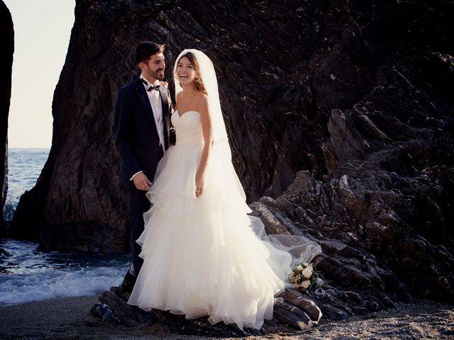 Il matrimonio di Manuel e Christine a Monterosso al Mare, La Spezia 45