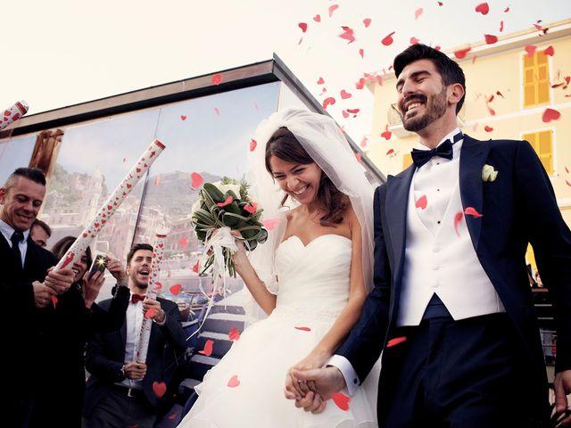 Il matrimonio di Manuel e Christine a Monterosso al Mare, La Spezia 47