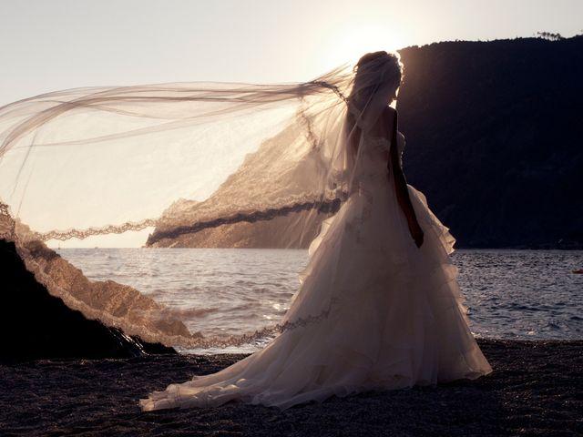 Il matrimonio di Manuel e Christine a Monterosso al Mare, La Spezia 49