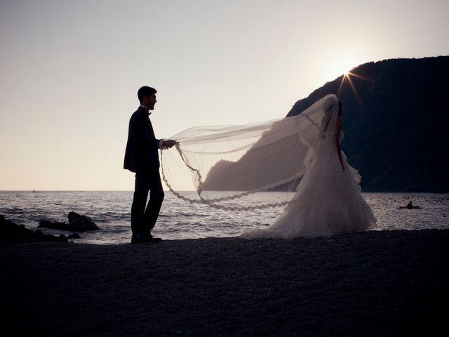 Il matrimonio di Manuel e Christine a Monterosso al Mare, La Spezia 50