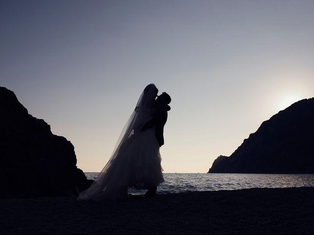 Il matrimonio di Manuel e Christine a Monterosso al Mare, La Spezia 51