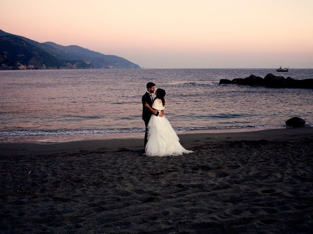Il matrimonio di Manuel e Christine a Monterosso al Mare, La Spezia 53