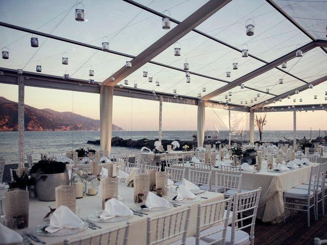 Il matrimonio di Manuel e Christine a Monterosso al Mare, La Spezia 56